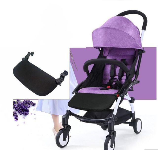 Baby Stroller Accessory Footrest Footboard For Babytime Yoya Stroller Baby  Sleep Extend Board