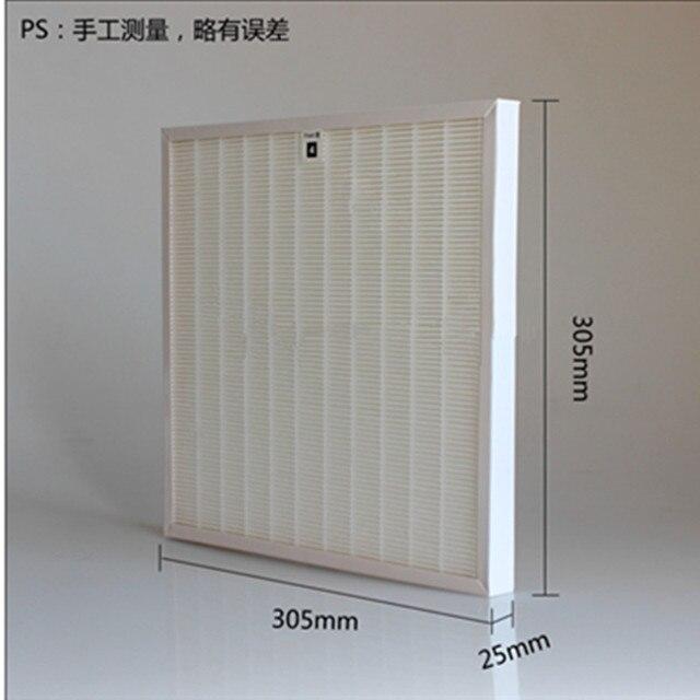 Diy Air Purifier Hepa Filter Pm2 5 1pcs Hepa Filter 1pcs Filter