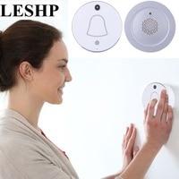 LESHP Wireless Digita Smart Camera Doorbell 2 Mega Pixel Visitor Record No Wiring Required Free Cloud Storage ES MLA1
