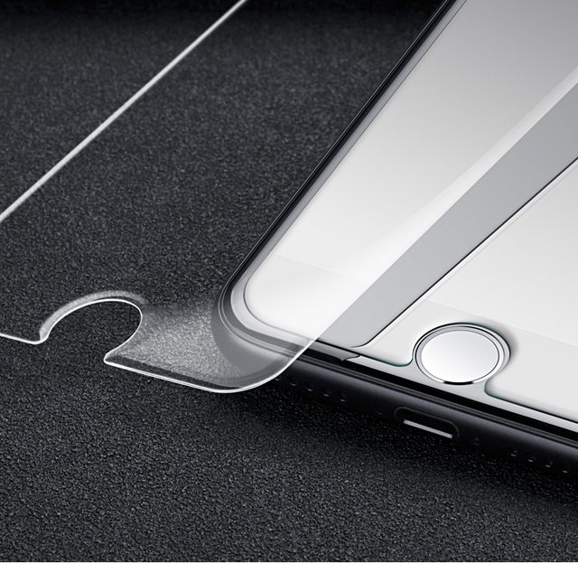 WeiFaJK Tempered Glass For iPhone 5s 5 SE 6 6S Screen Protector For iPhone 6 6s 7 Toughened Full Cover Film for iPhone 8 Plus X