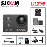 Original SJCAM SJ7 Star Ultra HD 4K Yi 2 Touch Screen Remote Ambarella A12S75 Go Waterproof