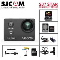 Original SJCAM SJ7 Star Ultra HD 4K Yi 2 Touch Screen Remote Ambarella A12S75 Go Waterproof