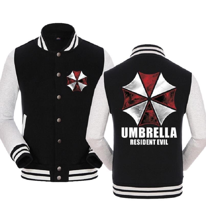 Resident Evil: Umbrella Corp. Unisex Bomber Jacket UfurZ