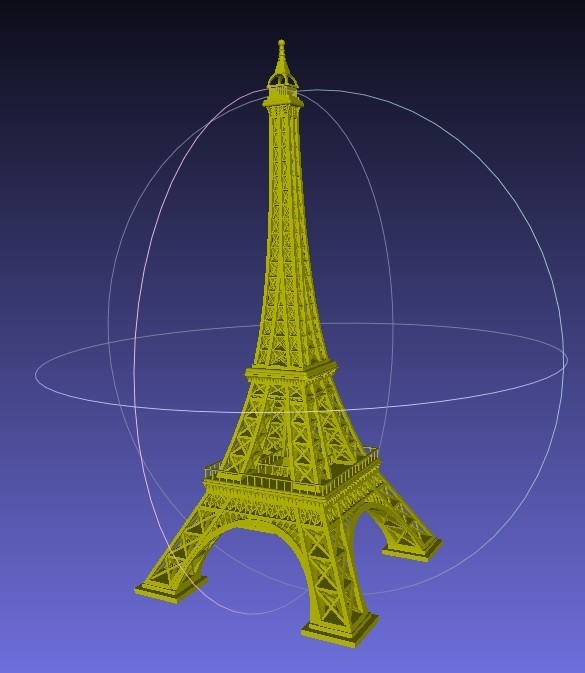 3D model for cnc 3D carved figure sculpture machine in STL file format Western culture, The Eiffel Tower martyrs faith hope and love and their mother sophia 3d model relief figure stl format religion for cnc in stl file format
