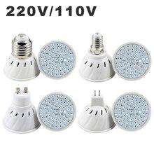 110V 220V LED Growing Lamp E14 MR16 GU10 E27 Phyto Growth Light Bulb Full Spectrum Plant Grow Lamps For Vegs Hydroponic System