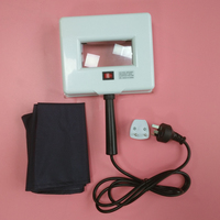 Bois Lampe de Soins de La Peau UV Peau Test Lumière Bois Lampe Analyseur De Peau