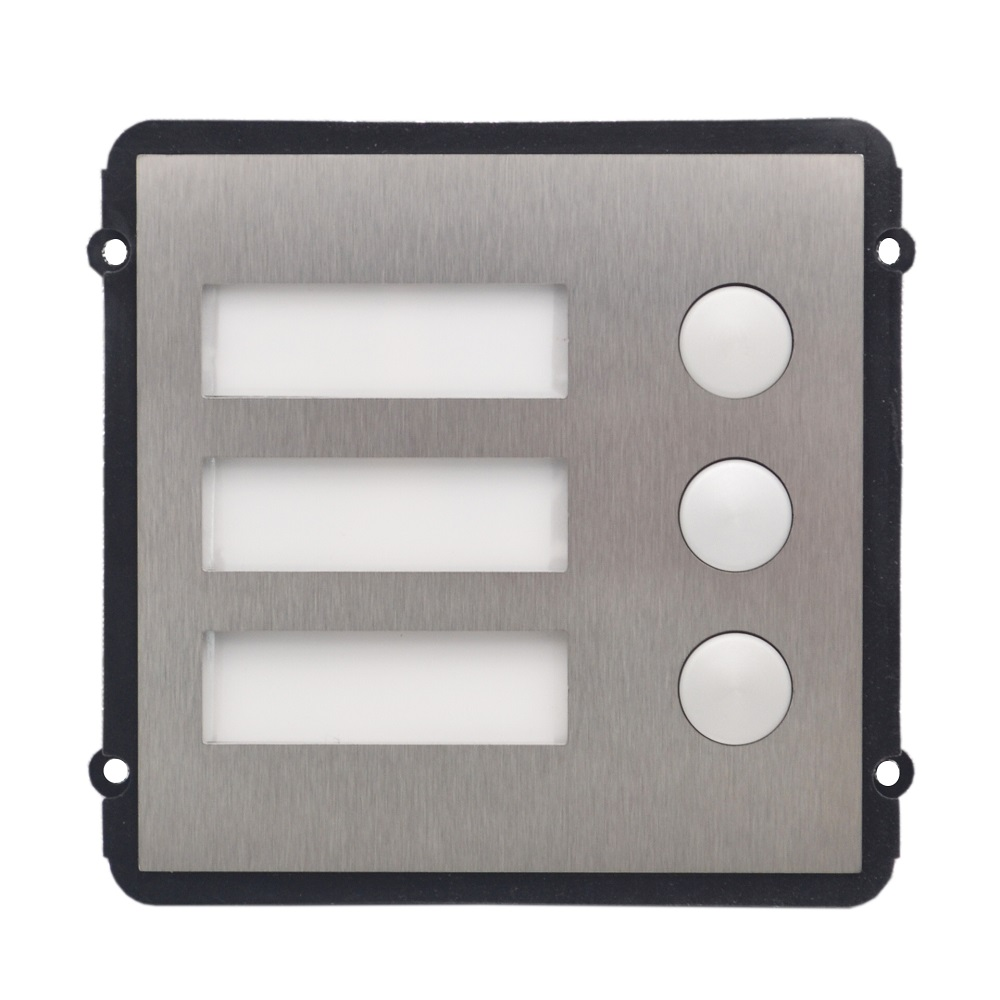 VTO2000A B Button Module for VTO2000A C IP doorbell parts video intercom parts Access control parts