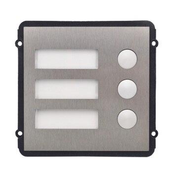 VTO2000A-B кнопочный модуль для VTO2000A-C, детали ip-дверного звонка, детали видеодомофона, детали контроля доступа, детали дверного звонка