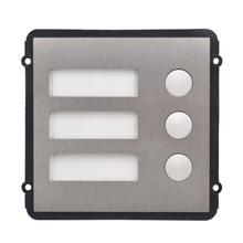 VTO2000A-B Button Module for VTO2000A-C IP doorbell parts video intercom parts Access control parts doorbell parts cheap XHJYVISION VTO2000A-B for VTO2000A-C