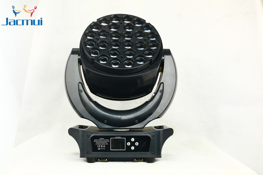 New LED Moving Head Wash Light 28 *25W RGBW 4-in-1 LED Zoom Lighting Stage DJ Disco Fixture