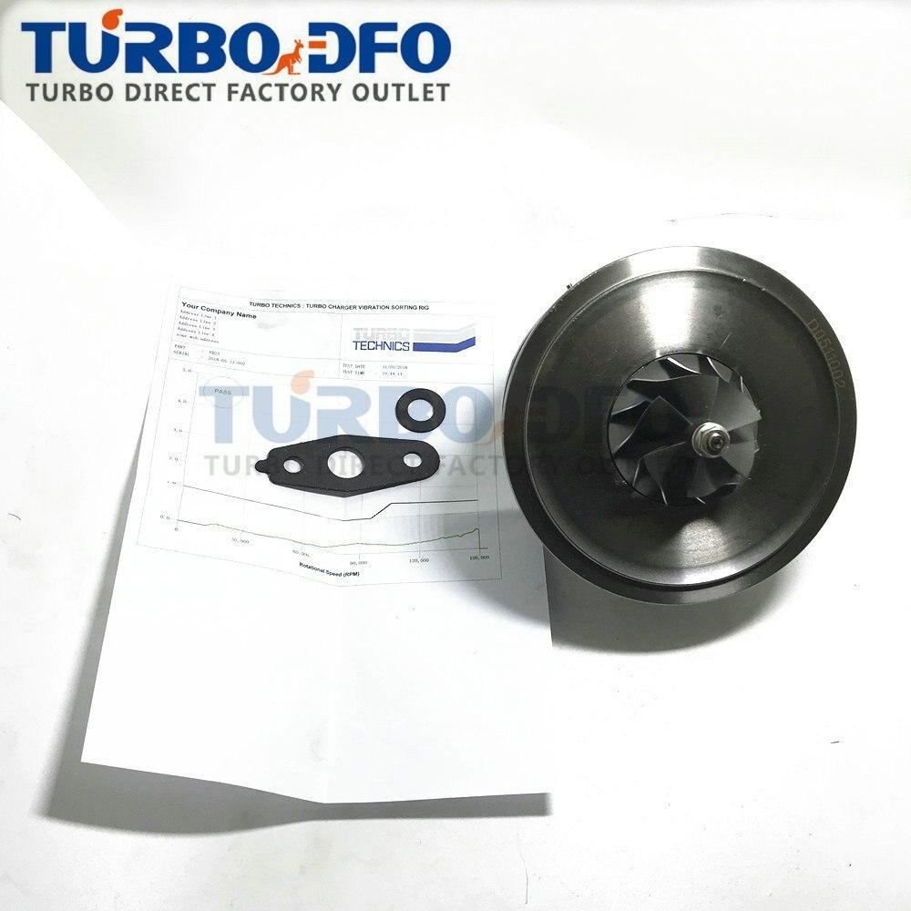 RHV4 Turbo core chra 17208-51010 for Toyota Landcruiser V8 D 195Kw 261HP 1VD-FTV VDJ76 - NEW turbine cartridge 17208-51011 VB37