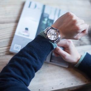 Image 4 - Casio นาฬิกาผู้ชายนาฬิกาตัวชี้ Series Chronograph ธุรกิจนาฬิกา Casual ชายนาฬิกา MTP 1374D 7A