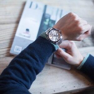 Image 4 - Casio erkek saati pointer serisi çok fonksiyonlu chronograph İş casual İzle erkek saati MTP 1374D 7A