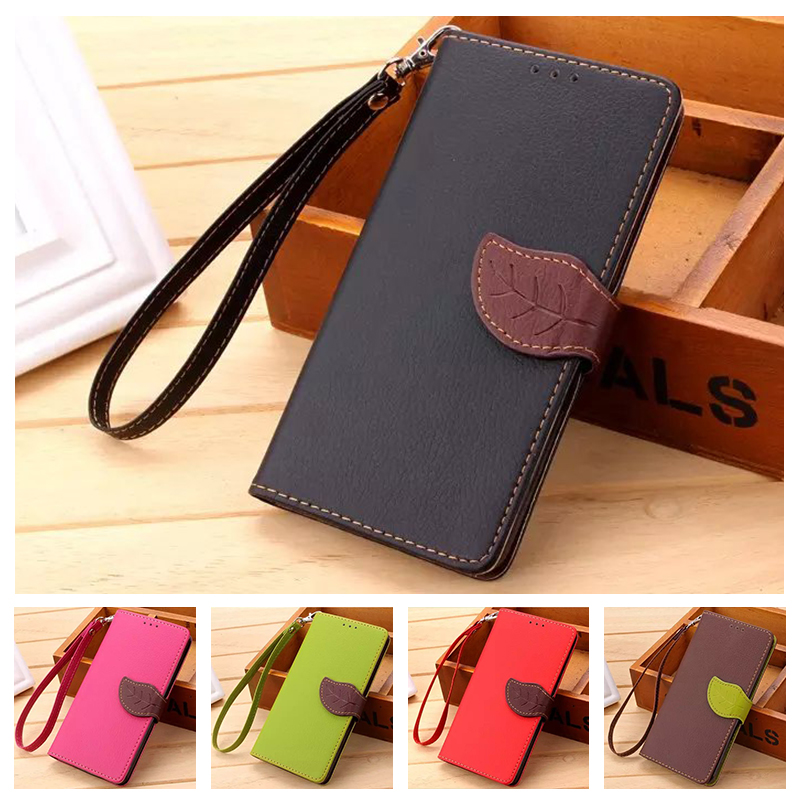 DEEVOLPO Luxury PU Leather Flip Stand Case For Apple iPhone 8 7 Plus 8Plus 7Plus 5 S SE 6 6S Coque Hit Color Phone Capa D05F