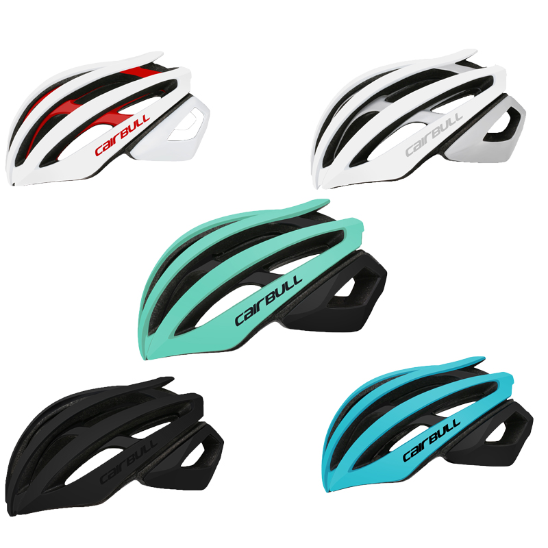 Intergrally molded Bike Helmet Adjustable Outdoor Mountain Road Riding Bicycle Helmets Men Women Breathable Cycling Helmet
