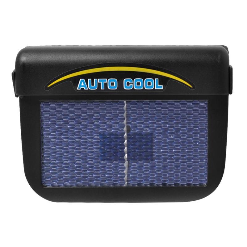 1 шт. солнечный автомобиль окна Air Vent Вентилятор охлаждения вентиляции кулер Auto Air Vent Вентилятор охлаждения Системы охладитель окно