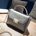 2016 New Fashion Women Leather Handbag Chain Satchel Women Shoulder Bags Cross-body Messenger Bags