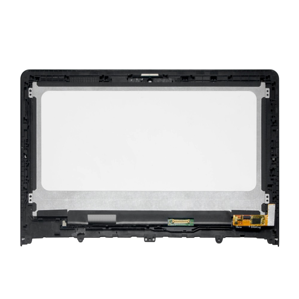 5D10J08414 5D10H11015 HD LCD Touch Screen Digitizer Assembly For Lenovo Flex 3 11 Bezel 14 touch screen glass lcd digitizer assembly with bezel for lenovo flex 3 14 flex 3 1470 flex 3 1480 flex 3 1435 yoga 500 14