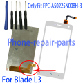 New White LCD Display + Touch Screen Digitizer Glass  For ZTE Blade L3 Go1 + Free Tools
