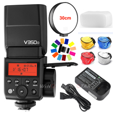 Godox V350O TTL HSS Lithium Battery Camera Speedlite Flash for Olympus E-M10 II E-M5 E-M1 E-PL8 E-PL7 E-PL6 E-PL5 E-P5 E-P3