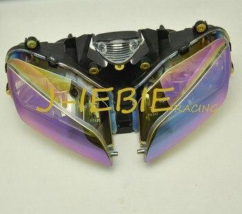 Iridium Front Headlight Head Light Lamp Assembly For HONDA CBR600RR CBR600 CBR 600 RR F5 2003 2004 2005 2006