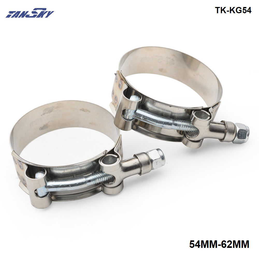 3.5 Inch T-bolt clamp Supercharger Turbo Intercooler