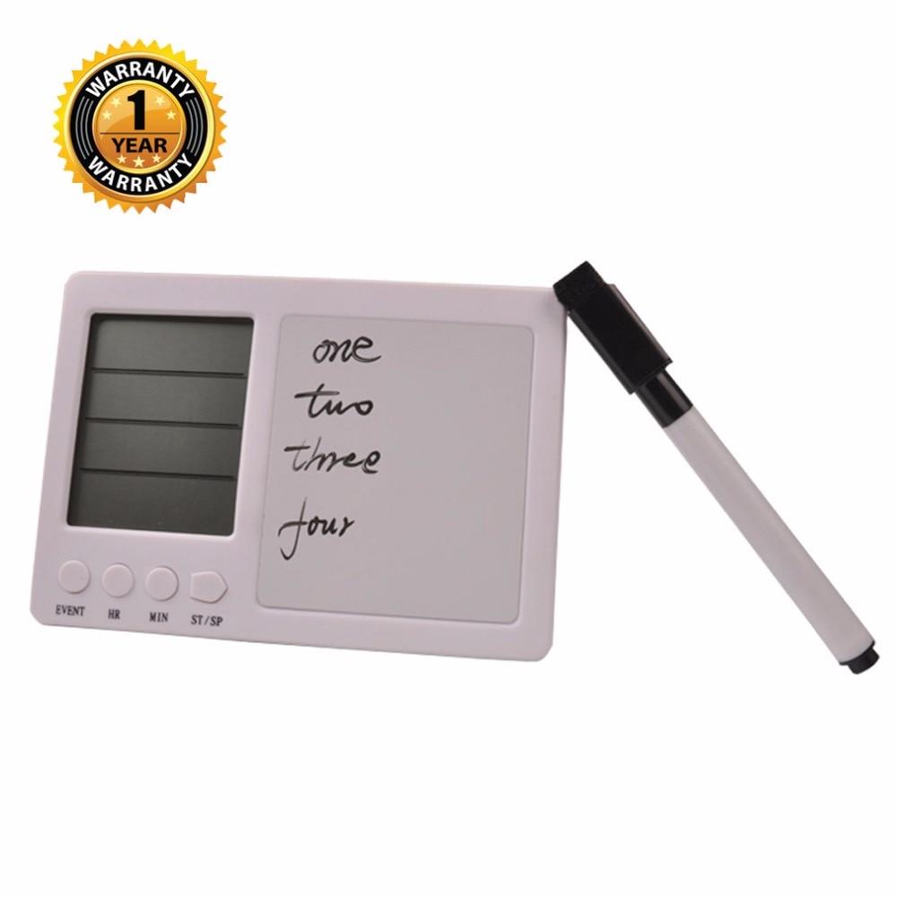 Elettronica digital kitchen timer, quattro canali scritta a mano a ...