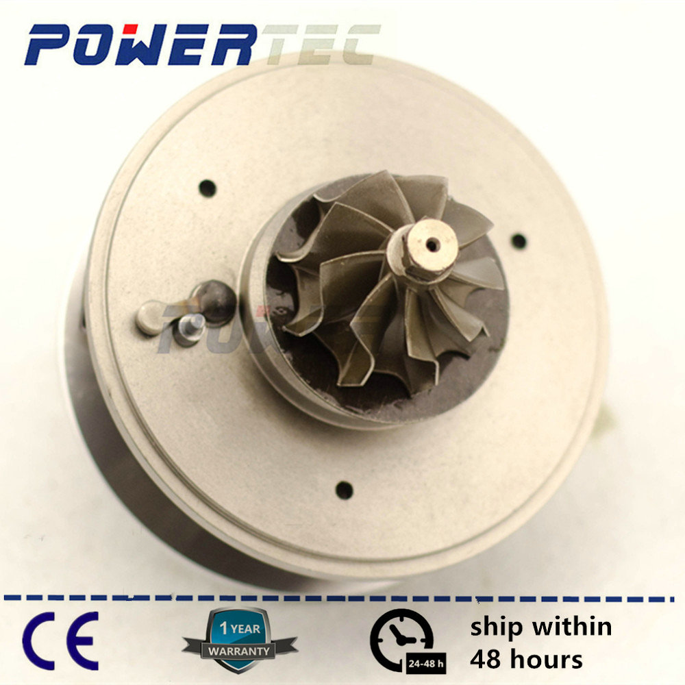 Turbine core for Volkswagen Sharan 1.9 TDI turbocharger GT1749V cartridge chra 81KW Turbo AFN 454183-0003 /028145702EV powertec turbo kit turbocharger turbine cartridge core chra gt1749v for audi a6 1 9 tdi 96kw 717858 038145702j