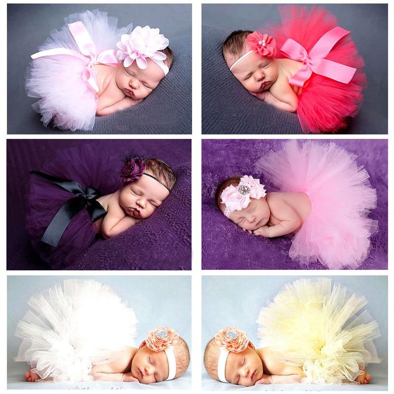2020 Hot bébé photographie accessoires mignon fleur bandeau filles robe bébé vêtements à la main chapeaux nouveau-né photographie accessoires