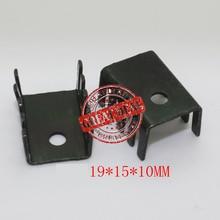 Disipador de calor de aluminio to220 19*15*10mm 100 disipador de calor 781/7805 radiador 781 disipador de calor 7805 envío gratis al por mayor Uds
