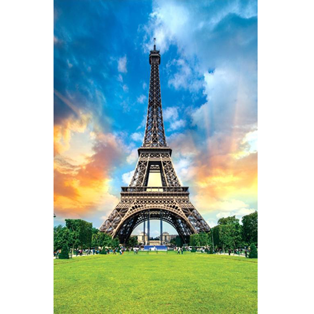 1000 Pieces Adult Puzzle Kids Jigsaw Landscape Puzzles Educational Toys For Children Adult Puzzles Gift DIY Jigsaw Puzzle Toys