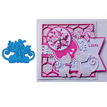 Sweet Cat Lovers Animals Metal Cutting Dies For DIY Scrapbooking Embossing Paper Cards Making Crafts Supplies New 2019