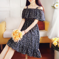 サマードレス2018新しい韓国のファッション女