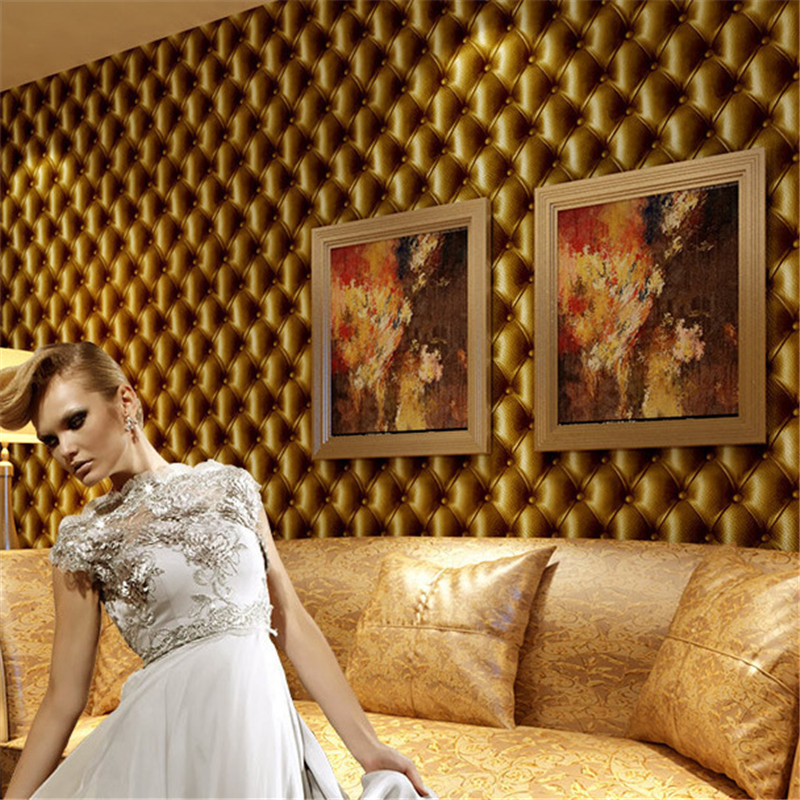 beibehang Faux Leather bag PVC Wallpapers Wall Paper Papel De Parede Tapete Leopard Wallpaper for walls 3 d Bedroom Living Room beibehang wallpaper for walls 3d deep embossed pvc mural wall paper papel de parede tapete bedroom home decoration contact paper