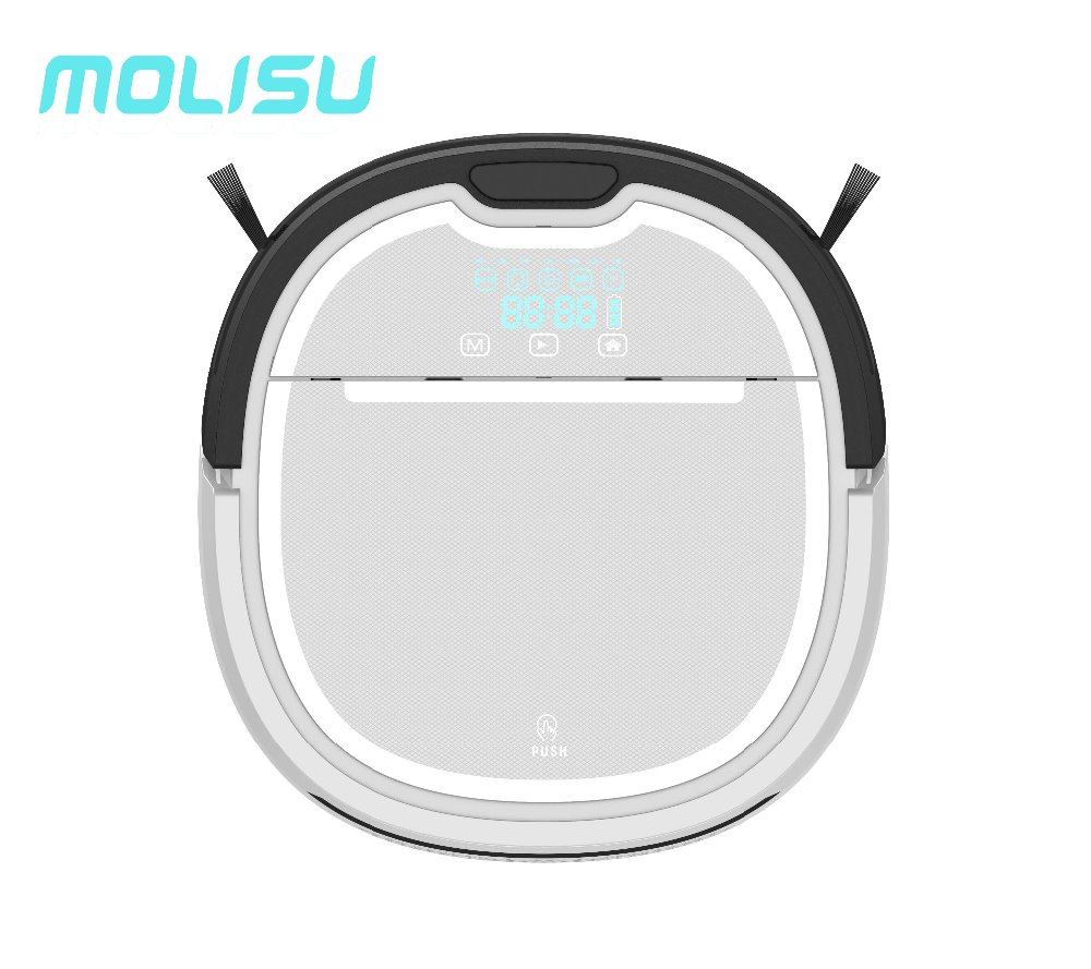 MOLISU A3 Robot Vacuum Cleaner Mop Water Thome floor , 2017 new A6 house sweeping cleaning, seebest d720 robot vacuum cleaner mop home floor washing 2016 new v5 pro house sweeping cleaning