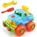 Hot Wheels Детские Игрушки для Детей Поп-Рождественский Подарок Классические Игрушки Дети Ребенок Мальчик Разборка Сборка Автомобиля Игрушки