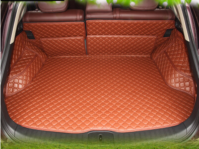 Good Special Trunk Mats For Infiniti Ex35 2013 2009 Wear Resisting