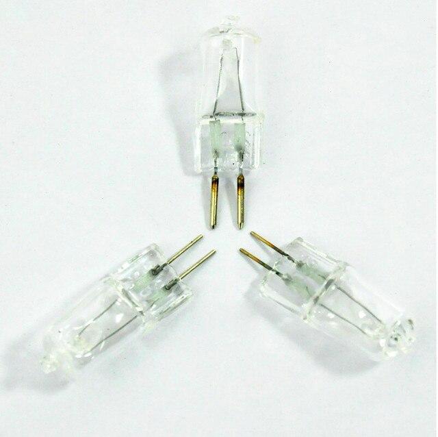 12V G4 5W 10W / 20W Halogen Capsule Transparent replacement Light Lamp Bulb Warm White wedding party decoration