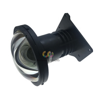New Projector Short Throw Lens Parts Projection Focus Fish Eye Lenses for Benq MW714ST MW811ST MP782ST