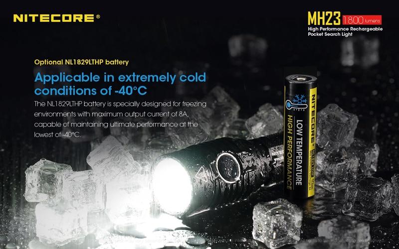Nitecore MH23 Pocket Search Light (7)