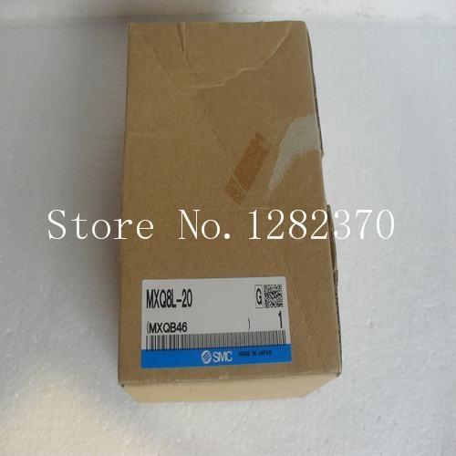 [SA] New Japan genuine original SMC slider cylinder MXQ8L-20 spot[SA] New Japan genuine original SMC slider cylinder MXQ8L-20 spot