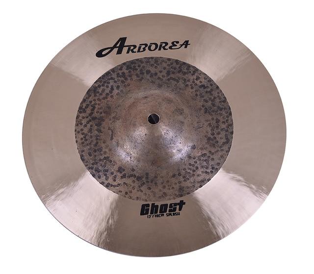 ARBOREA cymbals Ghost series  8 2