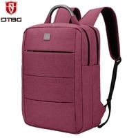 2016 DTBG Brand Colorful Waterproof Men Women Laptop Backpacks 15 6 Inch Outdoor Sports Travel Backpack