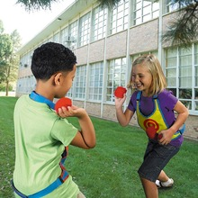 BOHS Clothes Throwing Game Toys Beanbag Dodgeball Parent-child Kindergarten Outdoor Interactive Educational Toys
