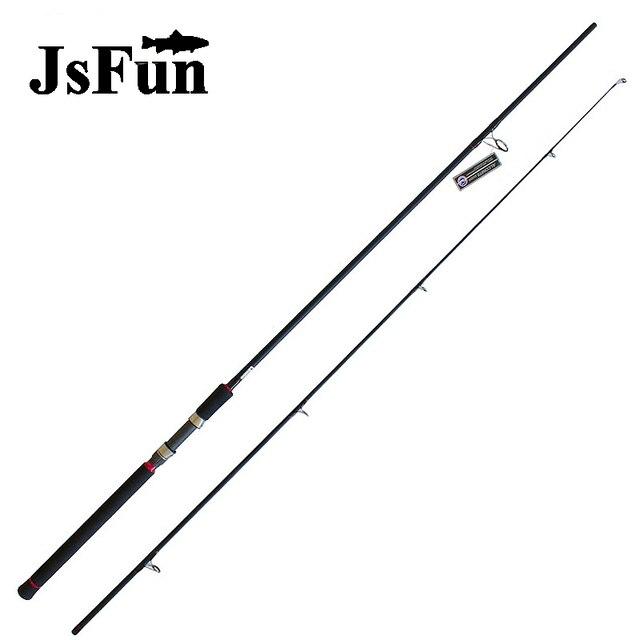 JSFUN 3.0m Lure Fishing Rod 266g Carbon Fiber Superhard