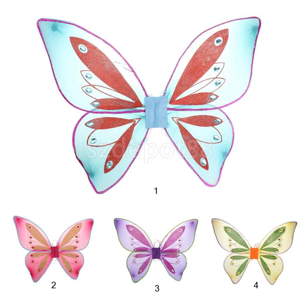 7c35d0092ca8 Detail Feedback Questions about Princess Girls Fairy Wings Angel ...