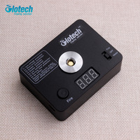 Glotech Digital Atomizer Resistance Tester Ohm Meter Reader Wire Coil DIY Tool For RBA RDA RTA