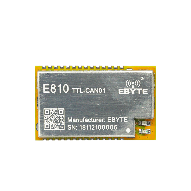 E810-TTL-CAN01 Serial To CAN Bus Module UART Sensor Transparent Transmission ModBus Programming Conversion Transceiver