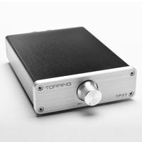 TOPPING TP23 Class T Digital Amplifier And USB DAC Fixed Combo Tripath TA2021B Digital Amplifier