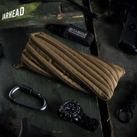 Military Tactical Outdoor Conch Debris Bag Attachment Package Running Camping Sport Gym Bag Women Men Pouches